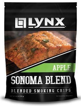 Lynx LSx Woodchip Blend