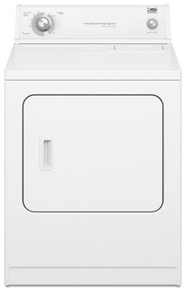 Whirlpool EED4100WQ  Electric Dryer, in White