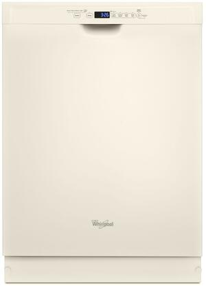 "Whirlpool WDF560SAF 24"" Energy Star Rated Dishwasher With Adaptive Wash Technology, 1 Hour Wash Cycle, AnyWare Plus Silverware Basket, And 5 Wash Cycles:"