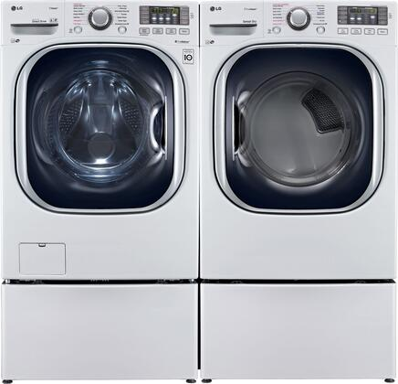 LG 705836 Washer and Dryer Combos