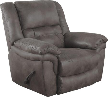 Catnapper 42507204438204538 Joyner Series Contemporary Faux Leather Metal Frame  Recliners