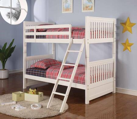 Coaster 460227  Twin Size Bunk Bed