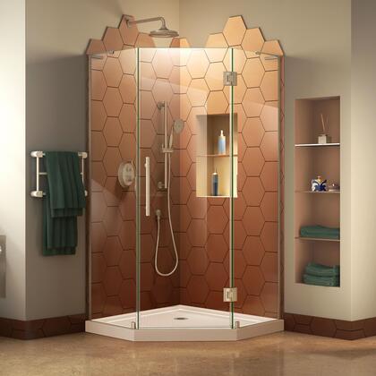 DreamLine Prism Plus Shower Enclosure RS18 22P 23D 22P 04 22B E