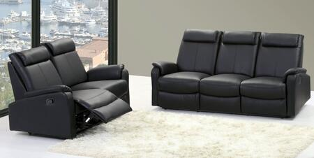 Chintaly AKRONSL Akron Living Room Sets