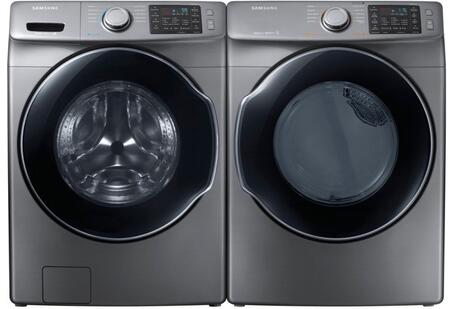 Samsung 757775 Washer and Dryer Combos