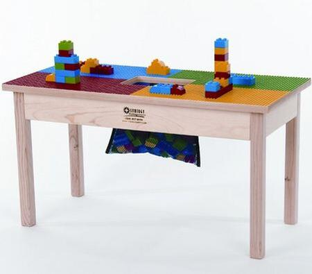 "Synergy Management BTS16X 16"" Fun Builder Table - X"