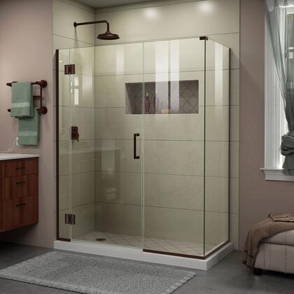 Unidoor X Shower Enclosure 6HP 30D 22IP 30RP 06