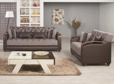 Casamode DISBLSQBF Living Room Sets