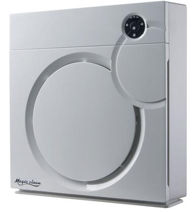 Sunpentown AC-7014 Air Purifier with Ion Flow Technology, Pre-Filter, Antibaterial Pre-Filter, HEPA, Activated Carbon, TiO2, UV Light