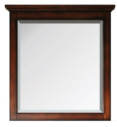 Avanity TROPICAM30AB Tropica Series Rectangular Portrait Bathroom Mirror