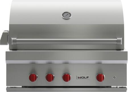 Wolf OGCART36LP Outdoor Grills