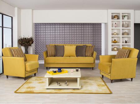 Casamode BEDESB2ACDMR Living Room Sets
