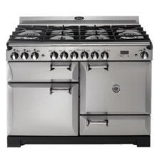 AGA ALEGS44ESS  Electric Freestanding Range with Smoothtop Cooktop, 2.2 cu. ft. Primary Oven Capacity, Storage in Stainless Steel