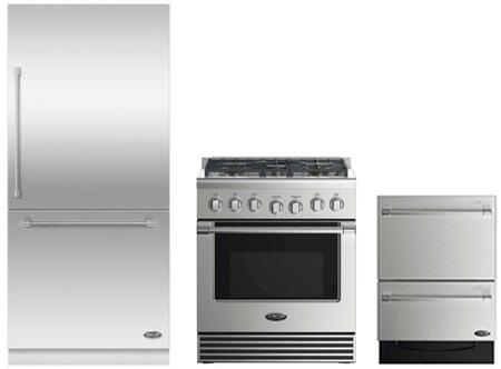 DCS 736294 Kitchen Appliance Packages