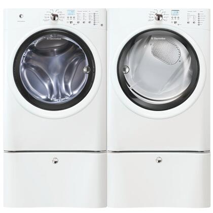 Electrolux ELE4PCFL27G2PEDWKIT2 Wave-Touch Washer and Dryer