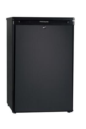 Frigidaire FFPH44M4LB  Freestanding Counter Depth Compact Refrigerator with 4.4 cu. ft. Capacity, 2 Glass ShelvesField Reversible Doors