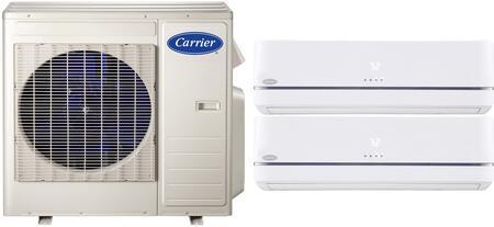 Carrier 700827 Performance Dual-Zone Mini Split Air Conditio