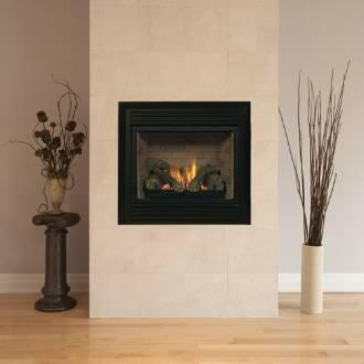 Monessen BDV300PSC7 Wall Mountable Liquid Propane Fireplace