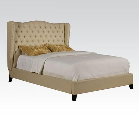 Acme Furniture 20647EK Faye Series  King Size Platform Bed