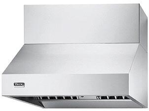 Duct Cover Only. Shown in Stainless Steel