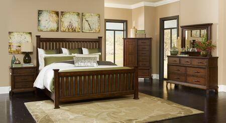 Broyhill 4364KPOSTERNCDM Estes Park King Bedroom Sets