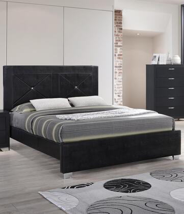 Myco Furniture Brahma BR1235KBK Main Image