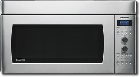 Panasonic NNSD297SR  Microwave Oven with  in Stainless Steel
