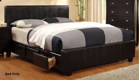 Furniture of America CM7009CKBED Burlington Series  California King Size Bed