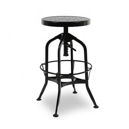 "Design Lab MN Template: LS9200 Toledo 25"" - 29"" Adjustable Steel Barstool with Swivel in"