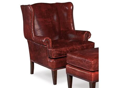 Hooker Furniture Covington Covington Bogue Club Chair