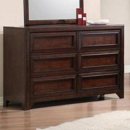 Coaster 400513 Jerico Series Wood Dresser