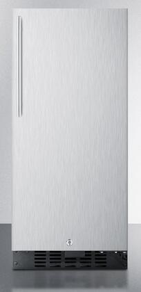 Summit FF1538BSSHV  Compact Refrigerator with 3 cu. ft. Capacity