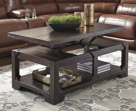 Signature Design by Ashley T7459 Brown Casual Table