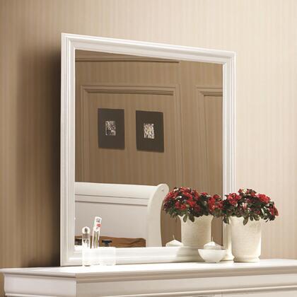 Coaster 204694 Louis Philippe 204 Series Square Both Dresser Mirror