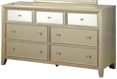 Furniture of America CM7101D Briella Series  Dresser