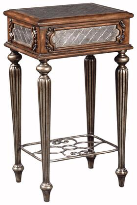 Ambella 03051900001 Traditional Rectangle End Table