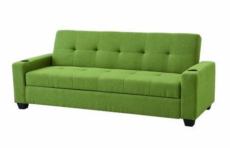 Glory Furniture G184S Buxton Series Convertible Fabric Sofa