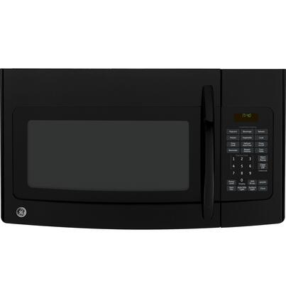 GE JVM1740DPBB 1.7 ft Capacity Over the Range Microwave Oven