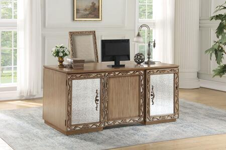 Acme Furniture Orianne Office Desk and Chair