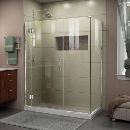 Unidoor X Shower Enclosure 6HP 30D 22IP 30RP 01
