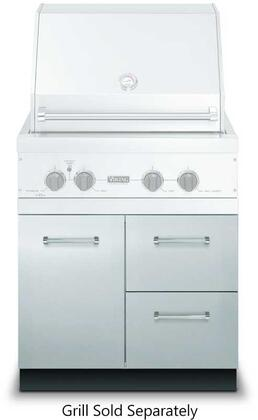 Viking VQBO21SS Grill Base Cabinet In Stainless Steel