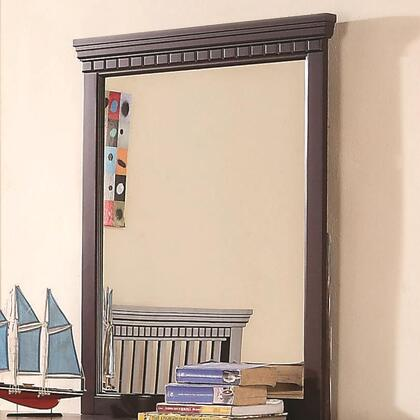Coaster 400604 Oliver Series Rectangular Portrait Dresser Mirror