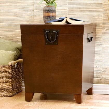 Holly & Martin CKX225 Pyramid Trunk End Table