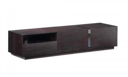 J and M Furniture tv027 tv stand, dark oak 11