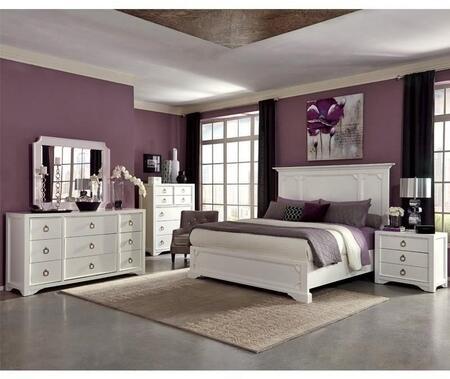 Donny Osmond Home 203351KESET Furiani King Bedroom Sets