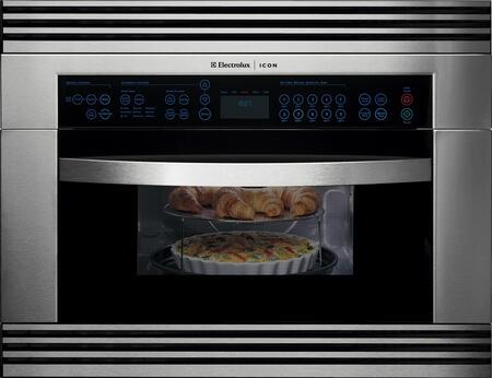 "Electrolux Icon E30SO75ESS 30"" Single Wall Oven  Appliances Connection"