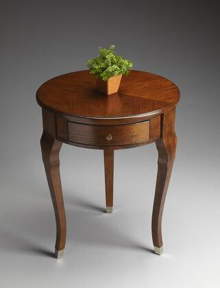 Butler 6014108 Butler Loft Series Traditional Round End Table