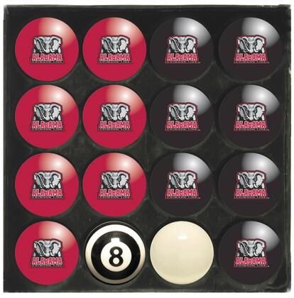 Imperial International 50-40 Collegiate Themed Home vs. Away Billiard Ball Set
