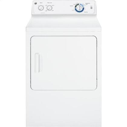 GE GTDP180EDWW Electric Dryer