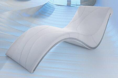 VIG Furniture VGWCESSEN Divani Casa Essen Series Modern  Chaise Lounge
